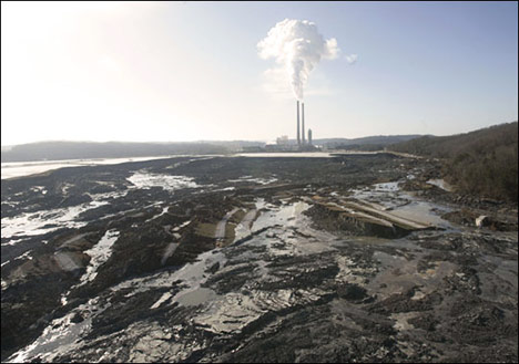 TVA's Kingston Station is home of $800 million fly ash sludge release.