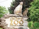 The Cincinnati Zoo is one of the finest zoos in the country.