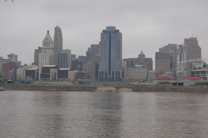 Sheriff Si Leis is going to waste $100,000 on a whacky patrol board to patrol the Ohio River near Cincinnati, Ohio.