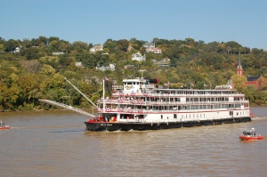 River traffic is vital to the economic health of the Commonwealth of Kentucky.